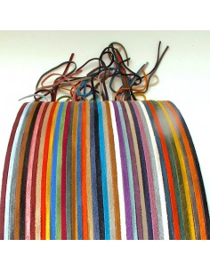Velours-Lederbändel