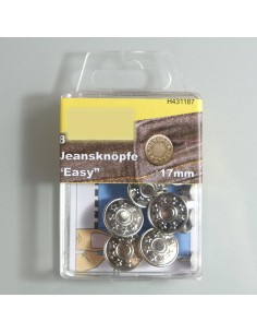 "Jeansknöpfe ""Easy"""
