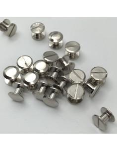 Buchschraube L5mm silber