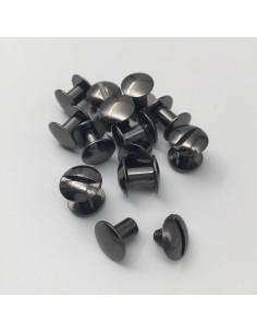 Buchschraube L7mm schwarz