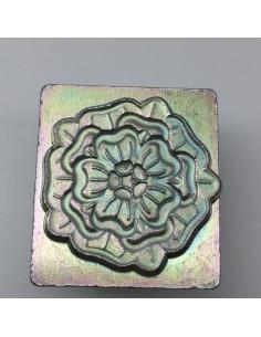 Punzierstempel 3D Lotus