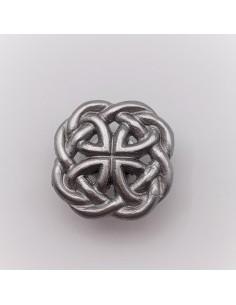 Druckknopf keltischer Knoten